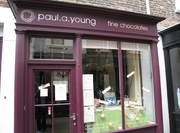 Paul A Young Fine Chocolates London