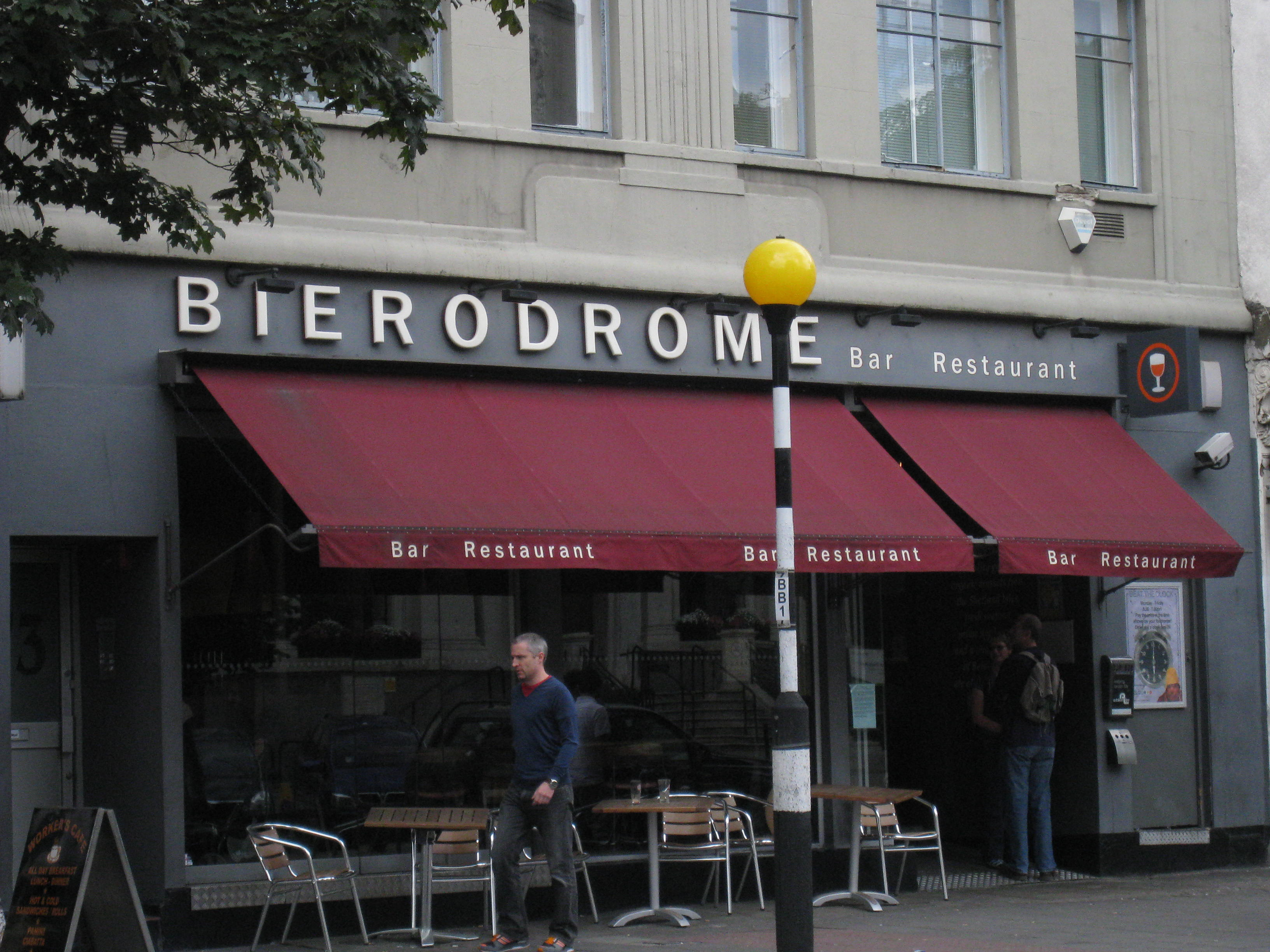 Bierodrome - CLOSED London