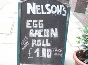 "Nelson""s London"