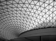 Great Court Restuarant @ The British Museum London