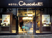Hotel Chocolat Nottingham