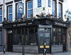 Carpenters Arms London