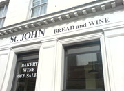 St. John Bread & Wine London