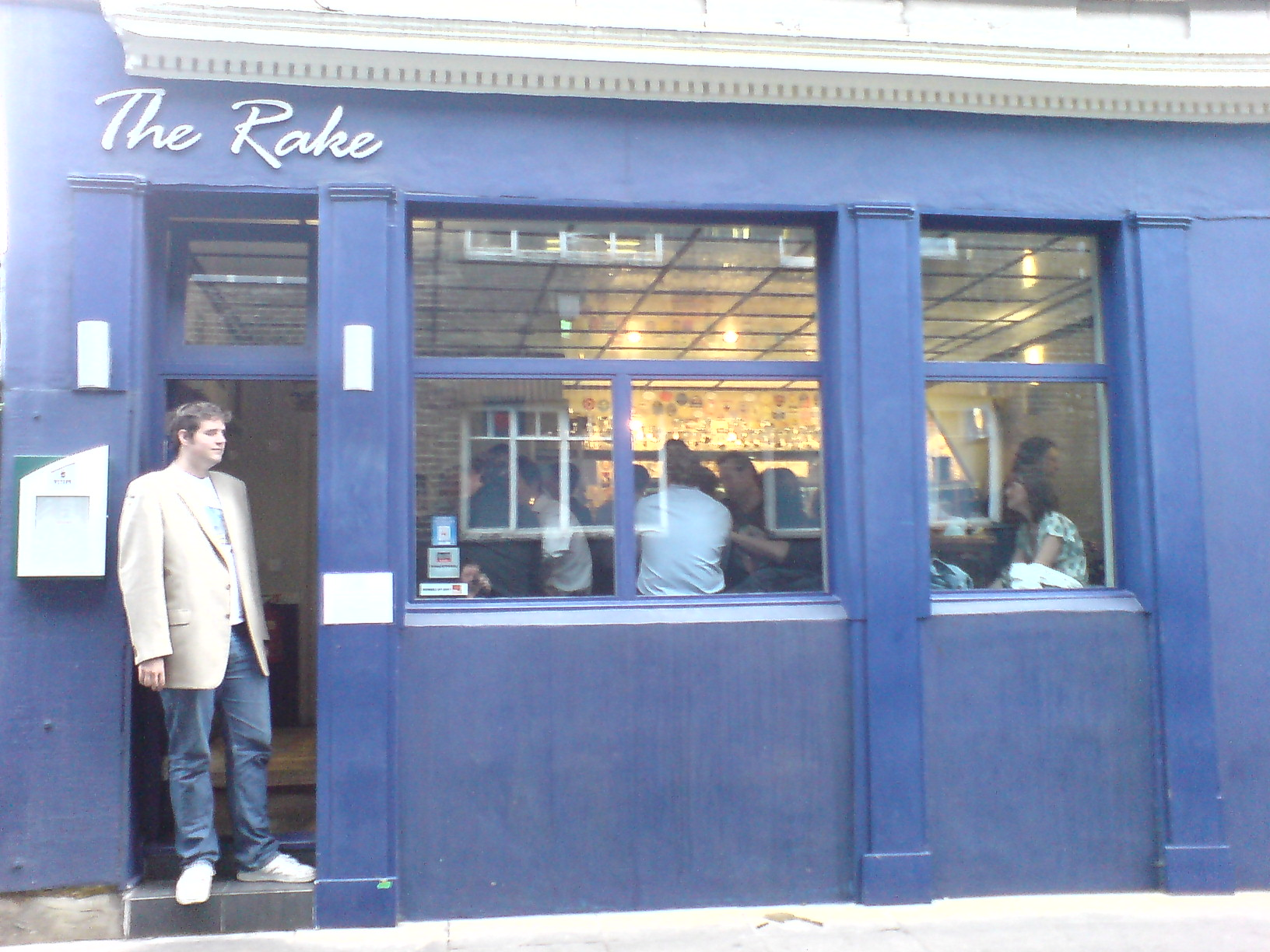 The Rake London