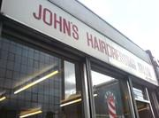 """John""""s Hairdressing Salon London"""