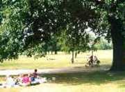 Dulwich Park London