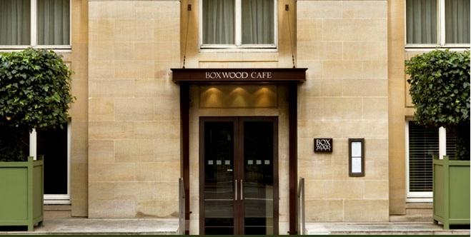 Boxwood Cafe London