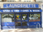 Evelyn Street Laundrette London