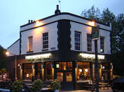 Pub on the Park London