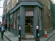 Bivio Cafe / Snack Bar London