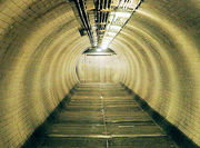 Greenwich Foot Tunnel London