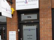 Rothera Dowson Nottingham