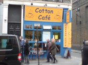 Cotton Cafe London