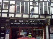 Jacks Fish & Chip Bar Chester