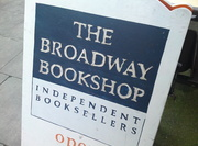 Broadway Bookshop London