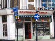 """King""""s Cross Continental Stores London"""