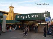 "King""s Cross Station London"