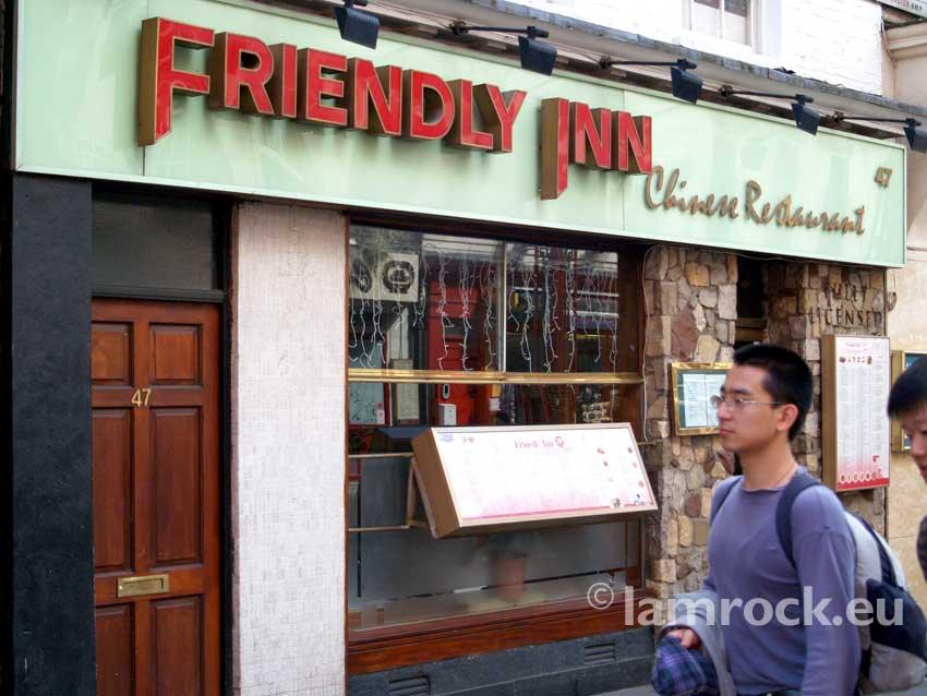 Friendly Inn London