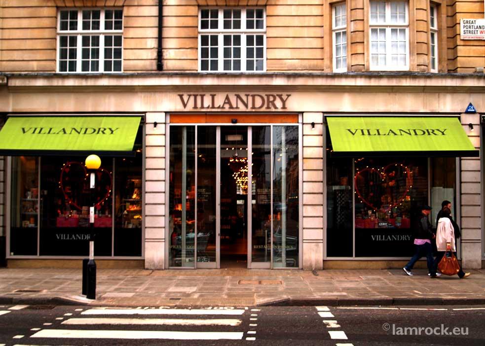 Villandry Restaurant London