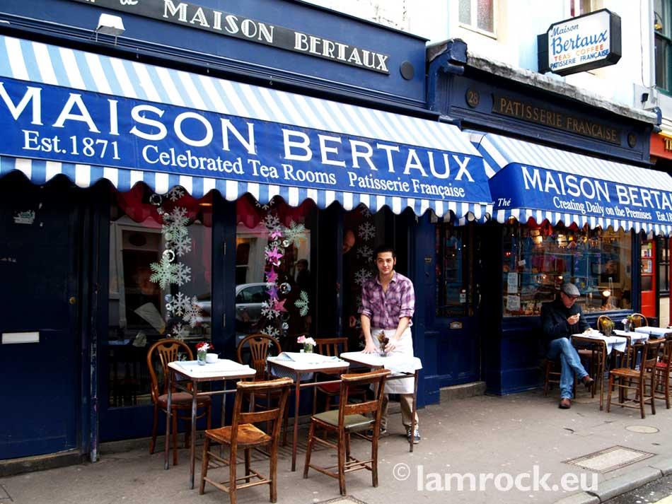 Maison bertaux london reviews bakeries in london for Maison london
