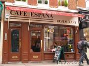 Cafe Espana London