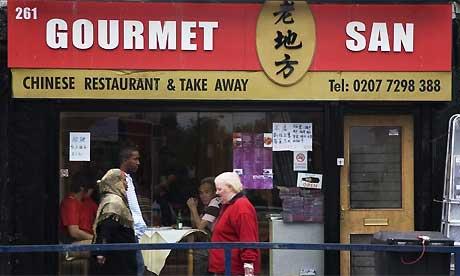 Gourmet San London