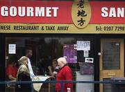 Gourmet San London