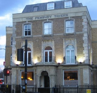 Pembury Tavern London