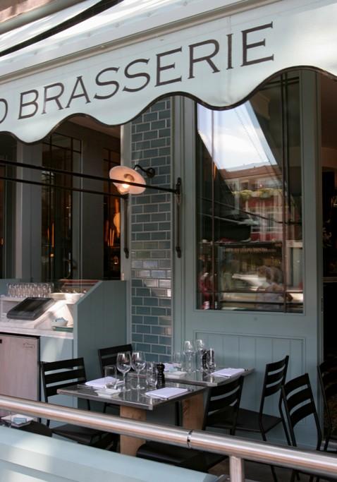 High Road Brasserie London