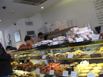 Euphorium Bakery London