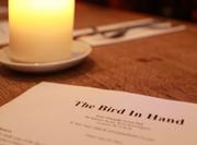The Bird In Hand London