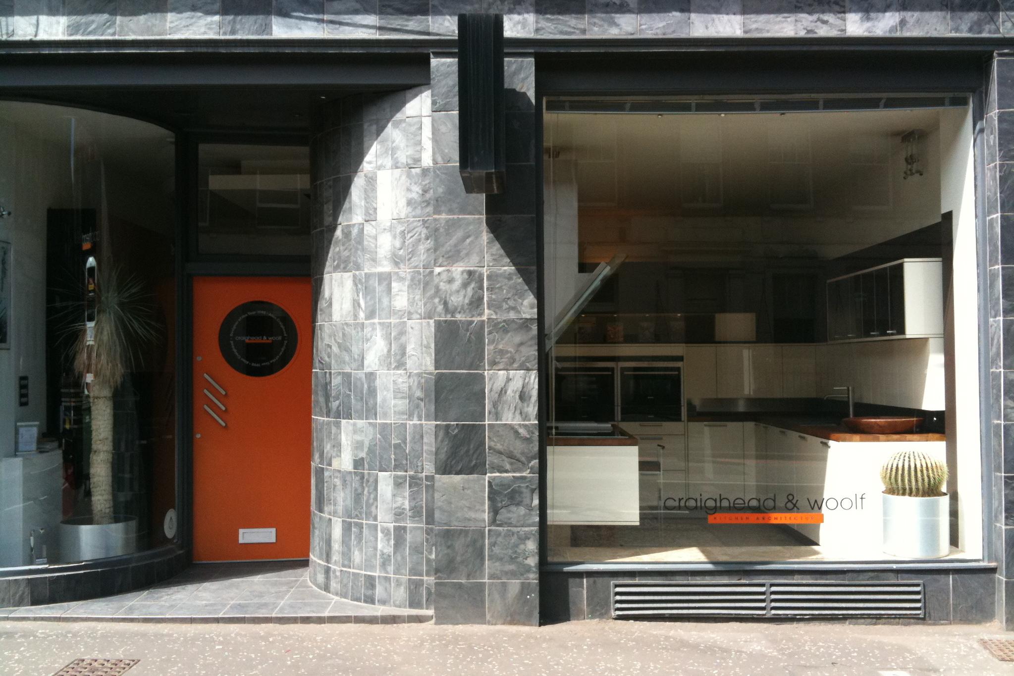 Craighead & Woolf Ltd, Kitchen Architecture Edinburgh