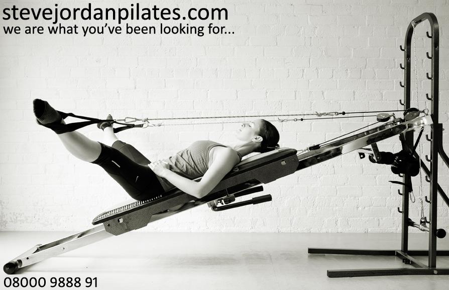 Steve Jordan Pilates London
