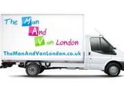 The Man And Van London London