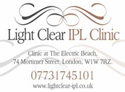 Light Clear IPL Clinic London