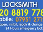 Epsom Locksmiths 02088197674 Local Locksmith KT17 Epsom