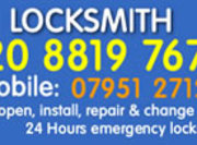 Straetham Locksmiths 02088197674 Local Locksmith SW16 London