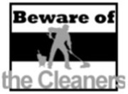 Beware! Cleaners London