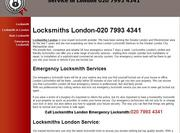 Locksmiths London UK London