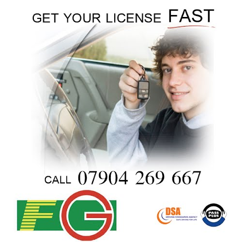 First Gear School of Motoring Manchester