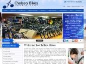 Chelsea Bikes In London London