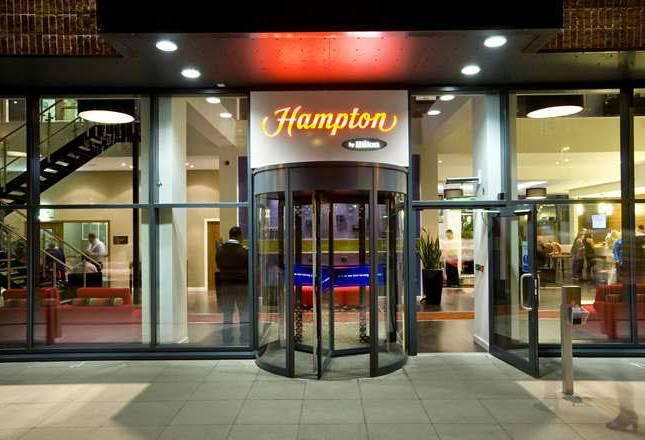 Hampton By Hilton Liverpool City Centre Hotel Liverpool