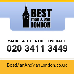 Big Ben Best Man And Van London London