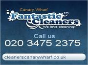 Canary Wharf Cleaners London