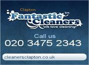 Clapton Cleaners London
