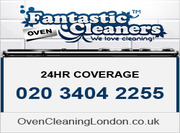 Oven cleaning London London