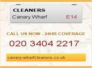 Cleaning Services Canary Wharf London
