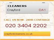 Cleaning Services Crayford London