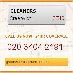 Cleaning Services Greenwich London