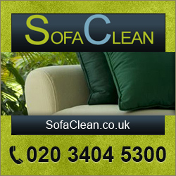 Sofa Cleaning London London
